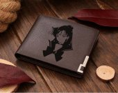 Sailor Moon Pluto  Leather Wallet