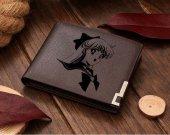Sailor Moon Venus  Leather Wallet