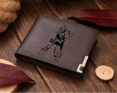 Street Fighter Ken Leather Wallet