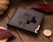 Street Fighter M. Bison Leather Wallet
