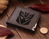 Transformers Decepticon Leather Wallet