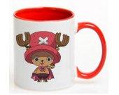 One Piece Chopper Ceramic Coffee Mug CUP 11oz