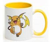 Pokemon Raichu Ceramic Coffee Mug CUP 11oz