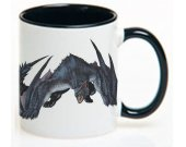 Monster Hunter Nargacuga Ceramic Coffee Mug CUP 11oz