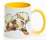 Pokemon Arcanine Ceramic Coffee Mug CUP 11oz