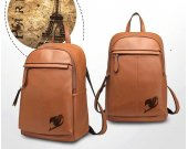 Fairy Tail Genuine Leather Backpack