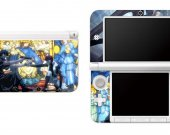 Wonderful Days Nintendo 3DS XL LL Vinyl Skin Decal Sticker