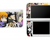The World Ends With You Nintendo 3DS XL LL Vinyl Skin Decal Sticker