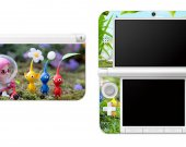 Pikmin Nintendo 3DS XL LL Vinyl Skin Decal Sticker