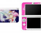Sailor Moon Chibi-Moon Minimoon Nintendo 3DS XL LL Vinyl Skin Decal Sticker