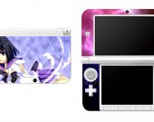 Sailor Moon Saturn Nintendo 3DS XL LL Vinyl Skin Decal Sticker