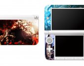 Monster Hunter Nintendo 3DS XL LL Vinyl Skin Decal Sticker