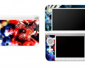 Pokemon XY  Nintendo 3DS XL LL Vinyl Skin Decal Sticker