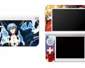 Neon Genesis Evangelion Nintendo 3DS XL LL Vinyl Skin Decal Sticker