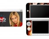 Buffy the Vampire Slayer  Nintendo 3DS XL LL Vinyl Skin Decal Sticker