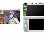Yu Yu Hakusho KURAMA  Nintendo 3DS XL LL Vinyl Skin Decal Sticker