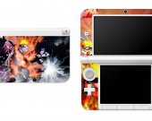 Naruto Nintendo 3DS XL LL Vinyl Skin Decal Sticker