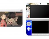 Spirited Away  Nintendo 3DS XL LL Vinyl Skin Decal Sticker