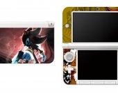 Shadow the Hedgehog  Nintendo 3DS XL LL Vinyl Skin Decal Sticker