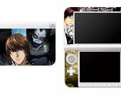 Death Note  Nintendo 3DS XL LL Vinyl Skin Decal Sticker