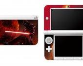 Star Wars DARTH VADER Nintendo 3DS XL LL Vinyl Skin Decal Sticker