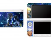 Final Fantasy X FF 10 Nintendo 3DS XL LL Vinyl Skin Decal Sticker