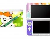 HAMTARO Nintendo 3DS XL LL Vinyl Skin Decal Sticker