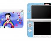 Betty Boop Nintendo 3DS XL LL Vinyl Skin Decal Sticker