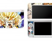 Dragonball Z GT  Nintendo 3DS XL LL Vinyl Skin Decal Sticker