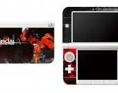 Akira  Nintendo 3DS XL LL Vinyl Skin Decal Sticker