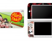 Azumanga Daioh  Nintendo 3DS XL LL Vinyl Skin Decal Sticker