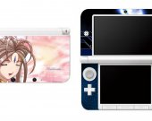 Ah My Goddess Nintendo 3DS XL LL Vinyl Skin Decal Sticker