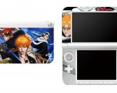 Bleach Nintendo 3DS XL LL Vinyl Skin Decal Sticker