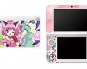 Tokyo Mew Mew Nintendo 3DS XL LL Vinyl Skin Decal Sticker