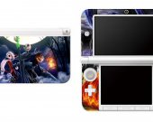 Nightmare Before Christmas JACK Nintendo 3DS XL LL Vinyl Skin Decal Sticker