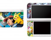 Pokemon Nintendo 3DS XL LL Vinyl Skin Decal Sticker