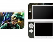 Legend of Zelda Nintendo 3DS XL LL Vinyl Skin Decal Sticker