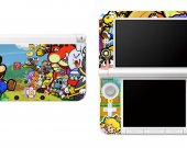 Paper Mario Nintendo 3DS XL LL Vinyl Skin Decal Sticker