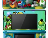 Yoshi Nintendo 3DS Vinyl Skin Sticker Decal