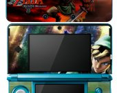 Zelda Nintendo 3DS Vinyl Skin Sticker Decal