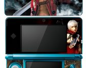 Devil May Cry Nintendo 3DS Vinyl Skin Sticker Decal