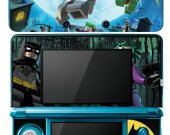LEGO Batman Nintendo 3DS Vinyl Skin Sticker Decal