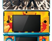 The Beatles Nintendo 3DS Vinyl Skin Sticker Decal
