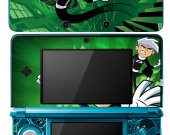 Danny Phantom Nintendo 3DS Vinyl Skin Sticker Decal