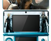 Final Fantasy Advent Children Nintendo 3DS Vinyl Skin Sticker Decal