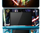 Lego Star Wars Nintendo 3DS Vinyl Skin Sticker Decal