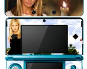 BUFFY THE VAMPIRE SLAYER Nintendo 3DS Vinyl Skin Sticker Decal