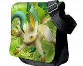 Pokemon Leafeon  Messenger Shoulder Bag