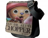 One Piece Chopper Messenger Shoulder Bag
