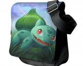 Pokemon Bulbasaur  Messenger Shoulder Bag